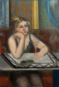 Ve vinárně/ In the Winehouse